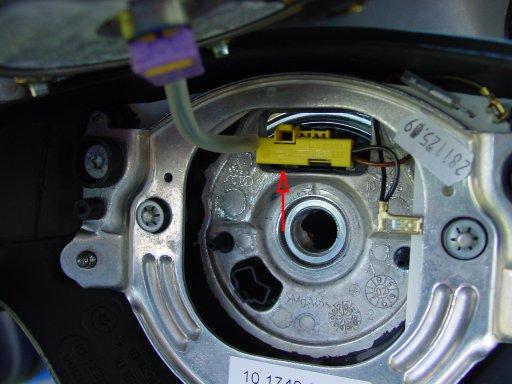 Nachrüstung einer Geschwindigkeitsregelanlage - Audi A4 B6/8E